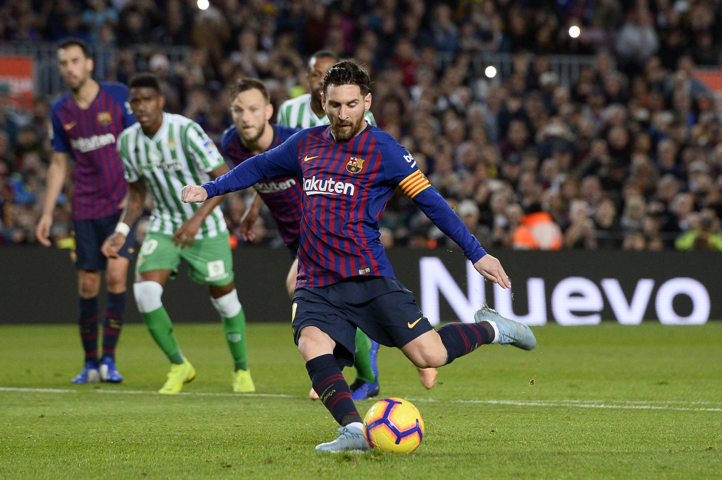 Lionel Messi is one of the greatest players of all time but has a below-average penalty conversion rate
