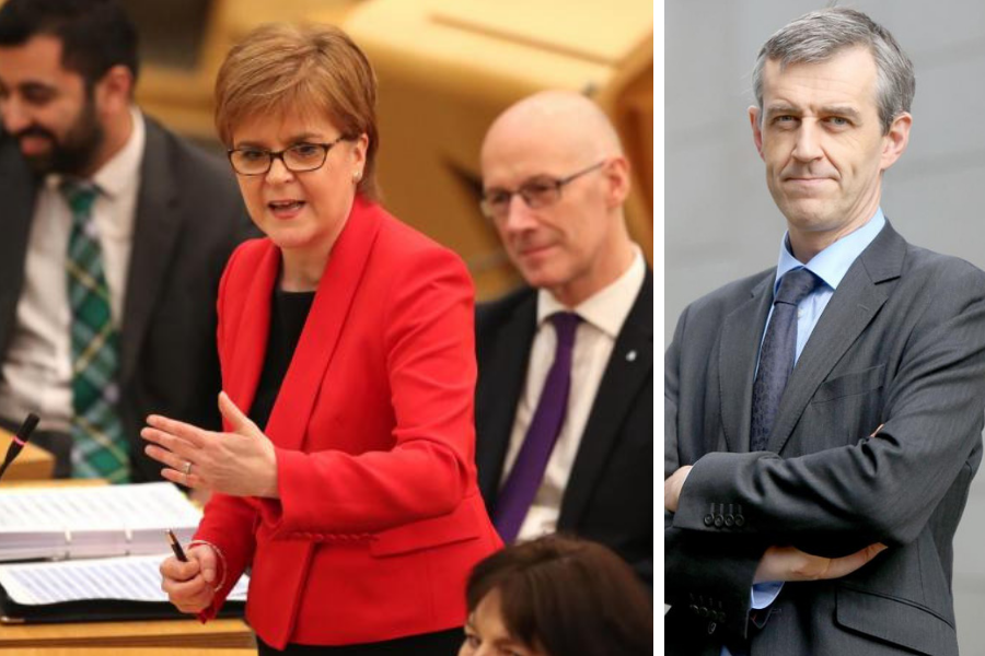 Tom Gordon: Sturgeon can admit her mistakes or be buried by them