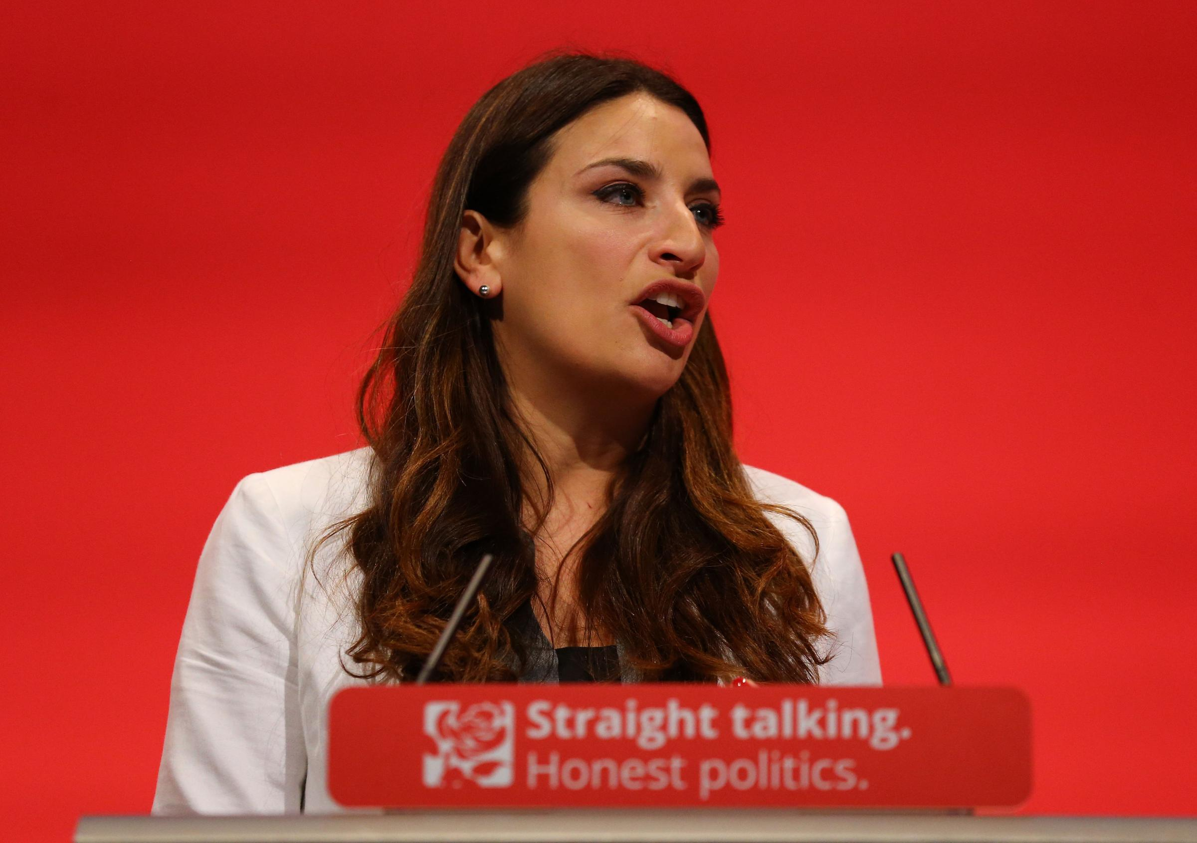 "File photo dated 30/09/15 of Labour MP Luciana Berger, as internet troll John Nimmo is facing jail for a second time after making anti-Semitic death threats to the Berger in which he told her she would ""get it like Jo Cox"". PRESS ASSOCIATION Pho"