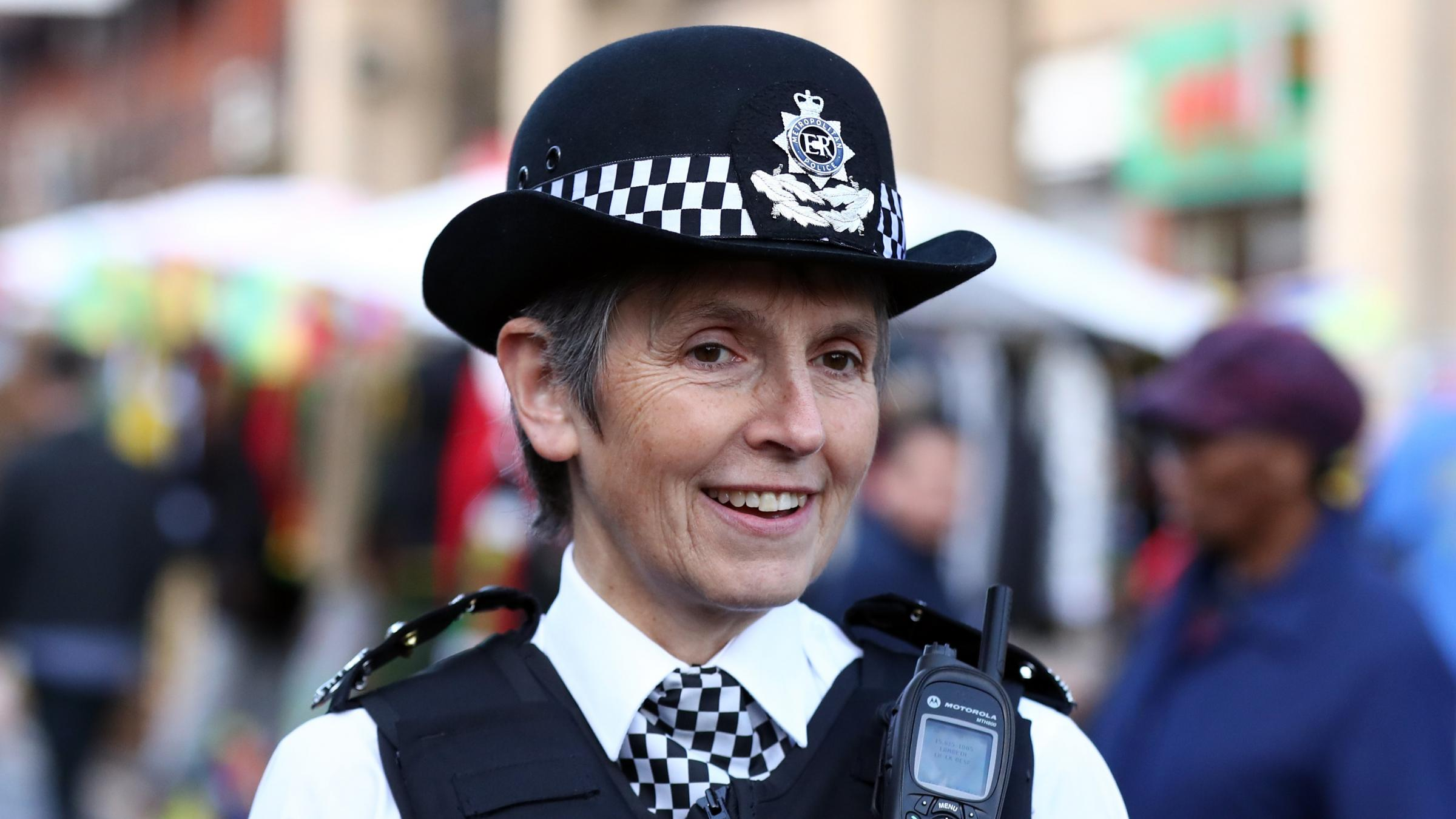 I'm a bit different, Met Police chief Cressida Dick tells Desert Island Discs